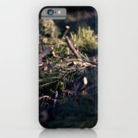iPhone & iPod Case featuring In the Pines by Gean Shanks