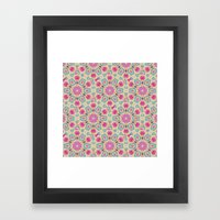ARABESQUE Framed Art Print