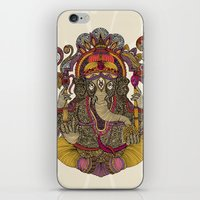 Lord Ganesha iPhone & iPod Skin
