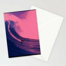 Surfing  Stationery Cards