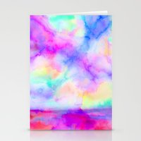 The Calm And The Storm Stationery Cards
