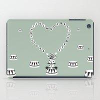 ABC CIRCUS iPad Case