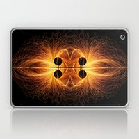 SACRED FIRE  Laptop & iPad Skin