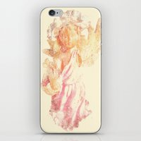 Broken Angel iPhone & iPod Skin