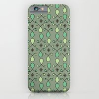 iPhone & iPod Case featuring Pattern 1  by bulhaa
