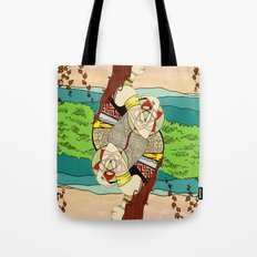 The Queen (Twins) Tote Bag
