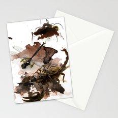 InkyBugs II Stationery Cards