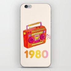 1980 iPhone & iPod Skin