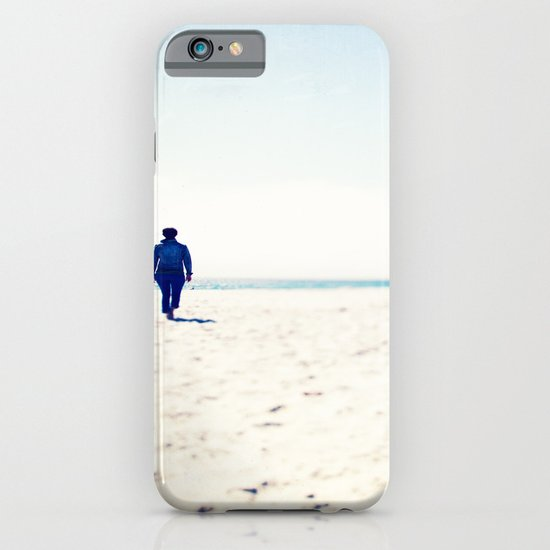 Beach & Blue iPhone & iPod Case