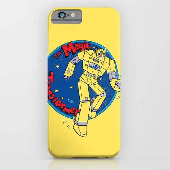 The Magic Transformer iPhone & iPod Case