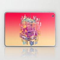 Building Clouds Laptop & iPad Skin
