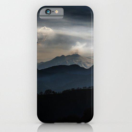 Vulcan Etna iPhone & iPod Case