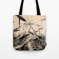 DRESSED GRAIN Tote Bag