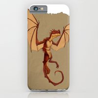 Here Be Dragons iPhone 6 Slim Case