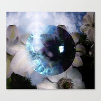 Aliens! They just Pop up everywhere Canvas Print