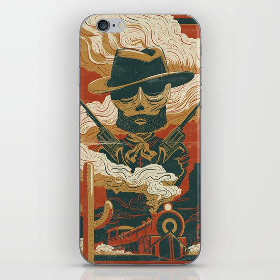 Train to Yuma iPhone & iPod Skin