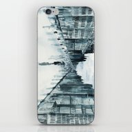 Lonely City iPhone & iPod Skin