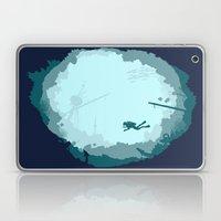 Dive Deep Laptop & iPad Skin