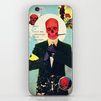 What Is This Mad Obsessi… iPhone & iPod Skin