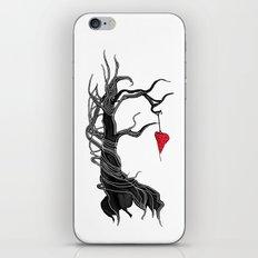 Love, like a tree iPhone & iPod Skin