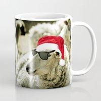 Tis The Season - Sheep Mug