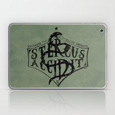 Stercus Accidit - S*** Happens Laptop & iPad Skin