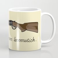 This is not my Boomstick Mug