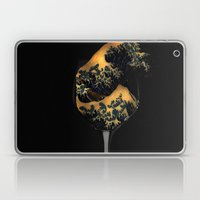 The Great wave in the glass Laptop & iPad Skin
