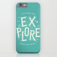 J'adore de Explore iPhone 6 Slim Case