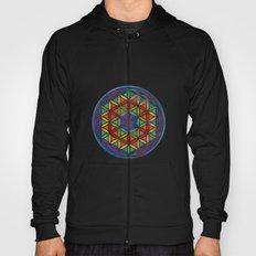 The Flower of Life (Sacred Geometry) 3 Hoody