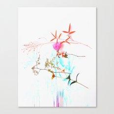 Unnatural Decay  Canvas Print
