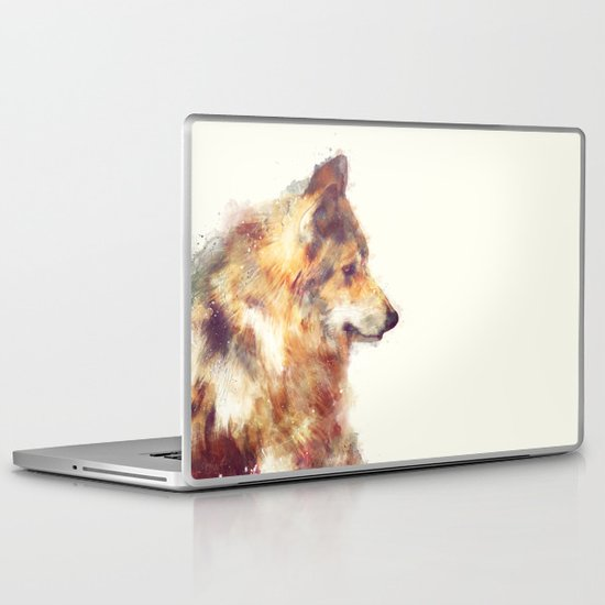 Wolf // True Laptop & iPad Skin