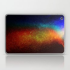 WATER - NOT real Glitter Laptop & iPad Skin