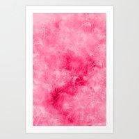Fluff Art Print