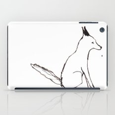 A Fox in The Park iPad Case