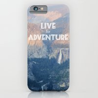 Live for Adventure  iPhone 6 Slim Case