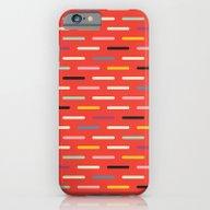 Modern Scandinavian Dash… iPhone 6 Slim Case