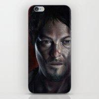 Daryl iPhone & iPod Skin