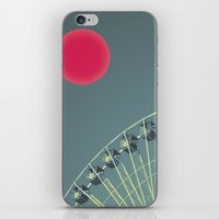For The Suns Amusement iPhone & iPod Skin