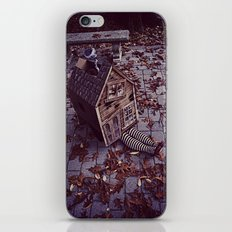 Wicked Witch of The East iPhone & iPod Skin