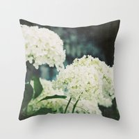 snowball Throw Pillow