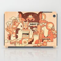 Dry Heat iPad Case