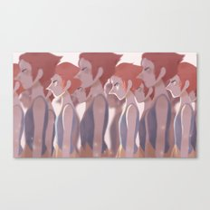 Defective Canvas Print