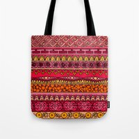Yzor Pattern 013 Summer … Tote Bag