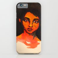 Little Red without her hood iPhone 6 Slim Case