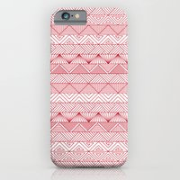 iPhone & iPod Case featuring Triangle Trip by Mariya Olshevska
