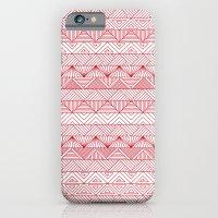Triangle Trip iPhone 6 Slim Case