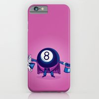 iPhone & iPod Case featuring The Magic Eight Ball by Ben Douglass