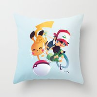The Very Best Throw Pillow