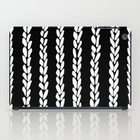 Knit 8 iPad Case